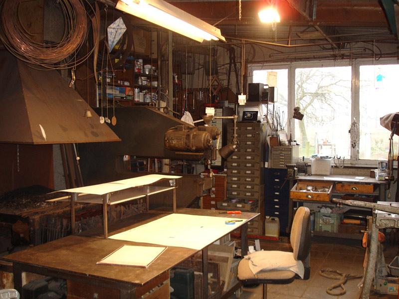 Atelier, Rudy Van Geele