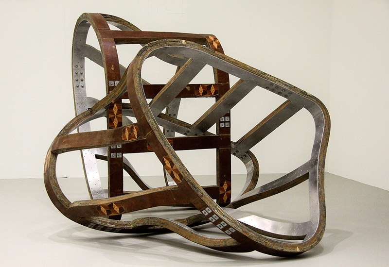 2014 03 22: Richard Deacon in London - Studio Post