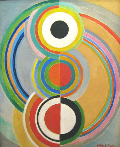 2015 01 31 Sonia Delaunay in Paris - Studio posts