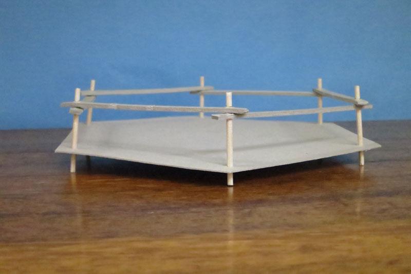 schaal-plate-doorsteekwerk-maquette